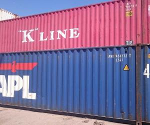 45' shipping/storage containers